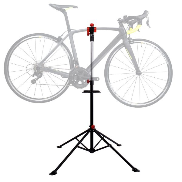 Portable Bike Repair Stand Bicycle Maintenance Workstand Tools Adjustable Height